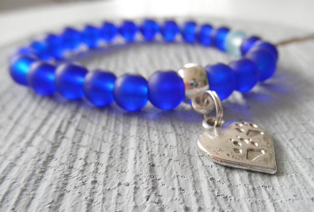 bransoletka z koralików inspiracje