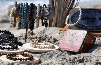biżuteria z koralików wykonanie