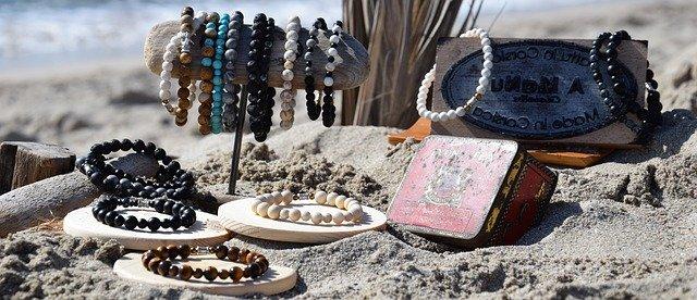 bransoletki z koralików wykonanie